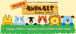 Animals – Guess Who?