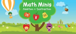 Math Minis – Addition and Subtraction