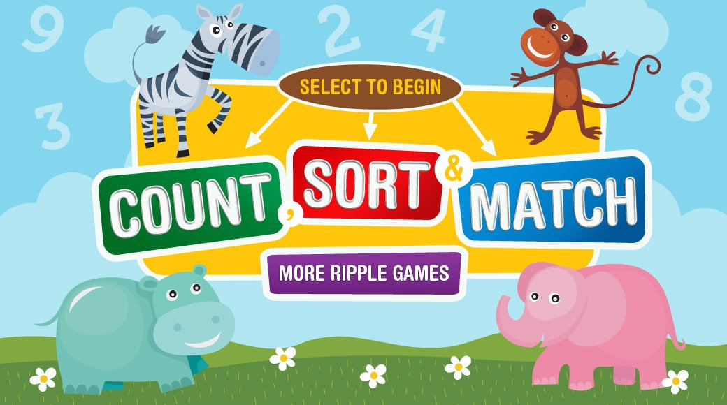 Count, Sort and Match