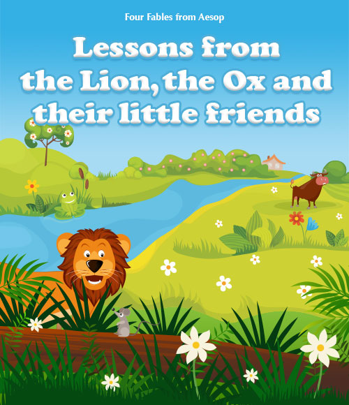 Lessons from the Lion, the Ox and their friends