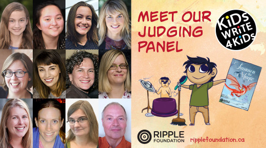 Meet our Judging Panel