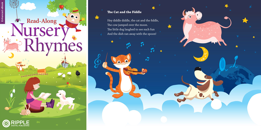 Read-Along Nursery Rhymes - ebook download at Apple iBookstore